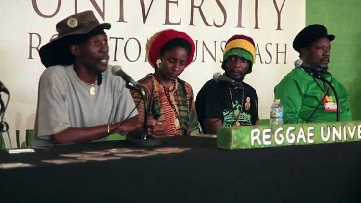 Midnite Vaughn Benjamin & Jah9 – Rototom Reggae University – Rasta Music...