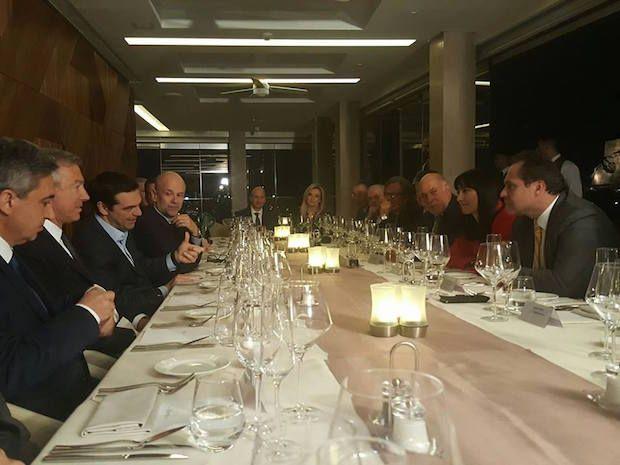 Ανακοίνωση ΣΕΤΕ & 14 Πανελλήνιων Φορέων Μελών, σε συνέχεια δείπνου με τον Πρωθυπουργό κ. Αλέξη Τσίπρα
