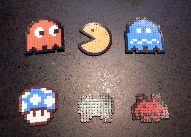 DIY jeux vidéo pixel