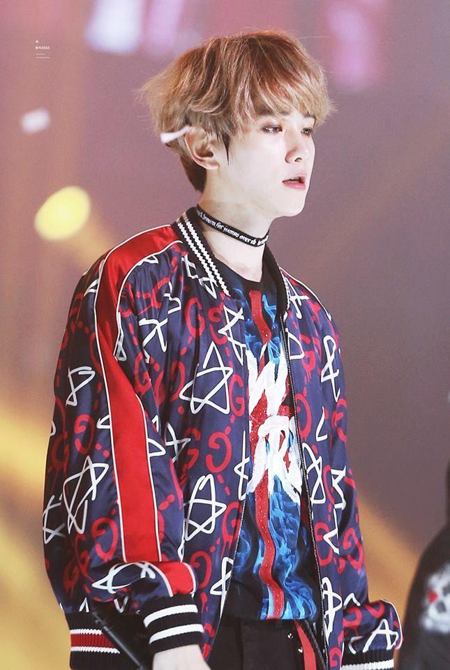 170119 BAEKHYUN @ 26th Seoul Music Awards ❤