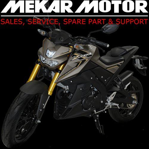 Dealer Resmi Yamaha Mekar Motor, menjual cash dan kredit motor Yamaha Xabre untuk wilayah Jakarta, Tangerang, Depok, Bekasi dan Bogor. Diskon Spesial dan Banyak Bonus Tambahan.