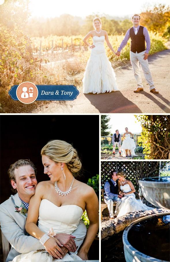 Simple twist of fate vineyard wedding amy s future wedding pin