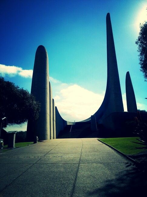 Taal Monument. Paarl.