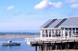 Barwon Heads, Victoria - had a great lunch here with the girls