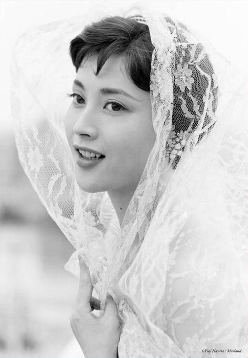 Mariko Okada, 1962. Photo by Yuji Hayata.