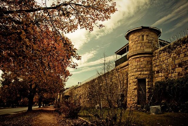 Beechworth Gaol, Victoria