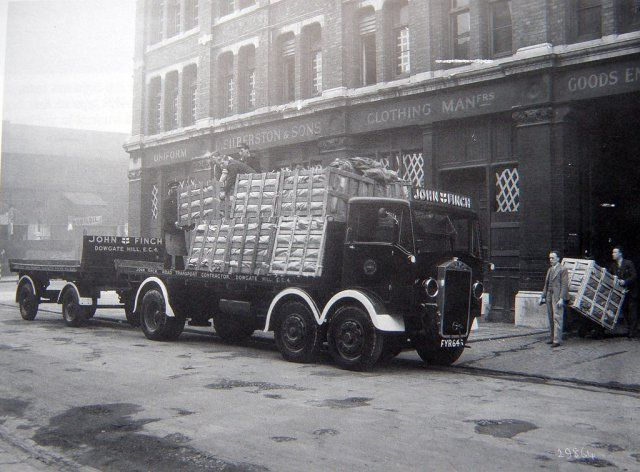 1939 Albion CX27