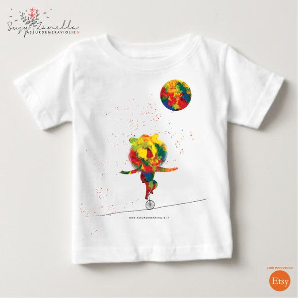 Magliette manica corta - OPLA' T-shirt - un prodotto unico di Susy-Zanella su…