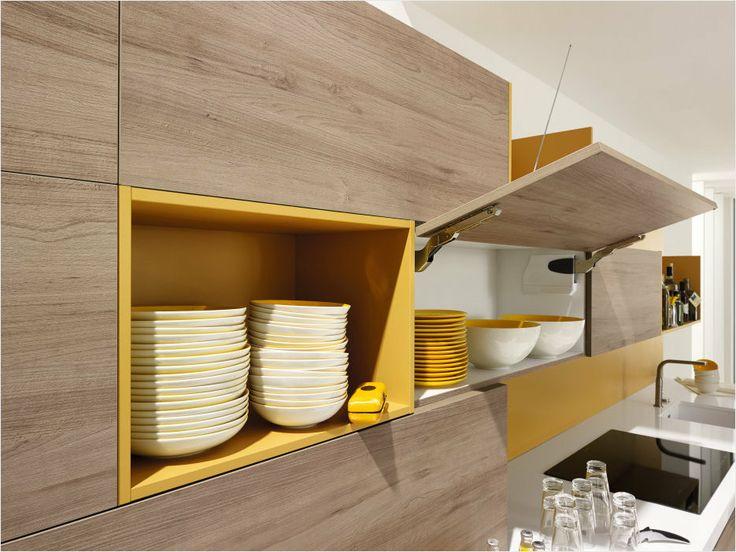 22 best Colourful kitchen design ideas images on Pinterest - alno küchen grifflos