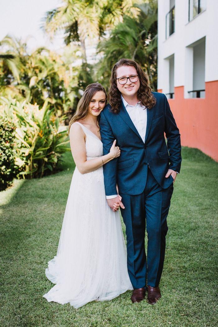 Teagan Tessa S Gorgeous Destination Wedding In Mexico Small Intimate Wedding Destination Wedding Intimate Weddings