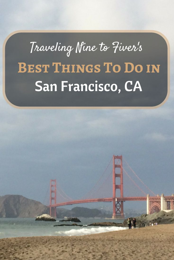 Looking for the best things to do and places to go in San Francisco. If you're looking to hit more than just the tourist spots here are some of the best places to stay, eat, drink and explore.