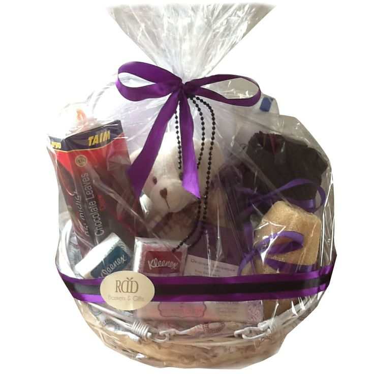 Our new spa basket available from www.rddbaskets.com
