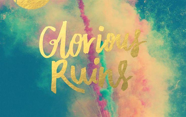 Glorious Ruins type // By Nathan Johnson (Blacklist Studio)