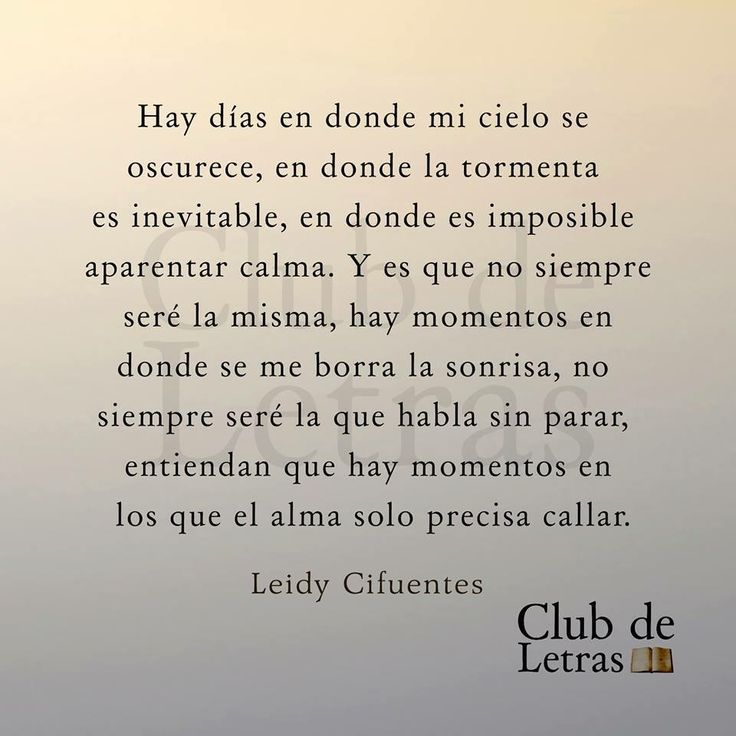 Leidy Cifuentes Club de Letras