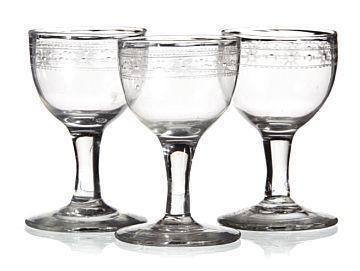 Vinglass / Glass / Nettauksjon / Blomqvist - Blomqvist Kunsthandel