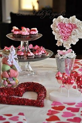 valentine's party ideas.