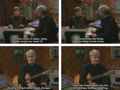 Father Ted was the best