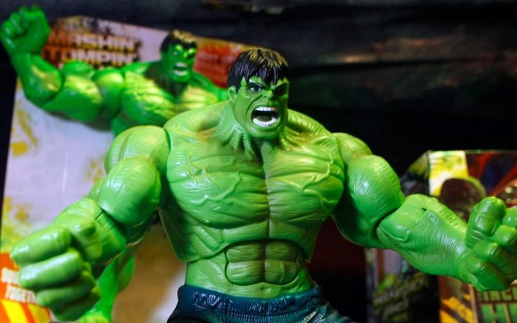 Model Minority Rage: Why the Hulk Should Be an Asian Guy - The Daily Beast