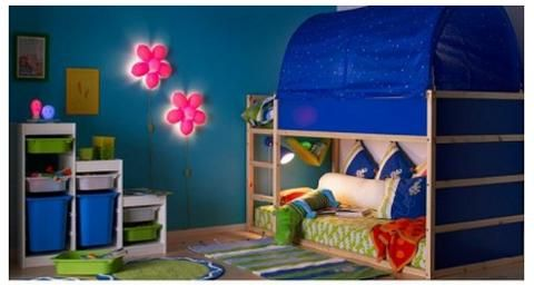 17 best images about toddler bunk beds on pinterest ikea Twin bed tent ikea