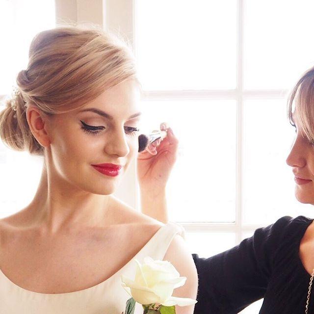 Gorgeous Couture wedding/ bridal makeup!