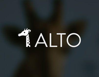 Alto app Branding Identity