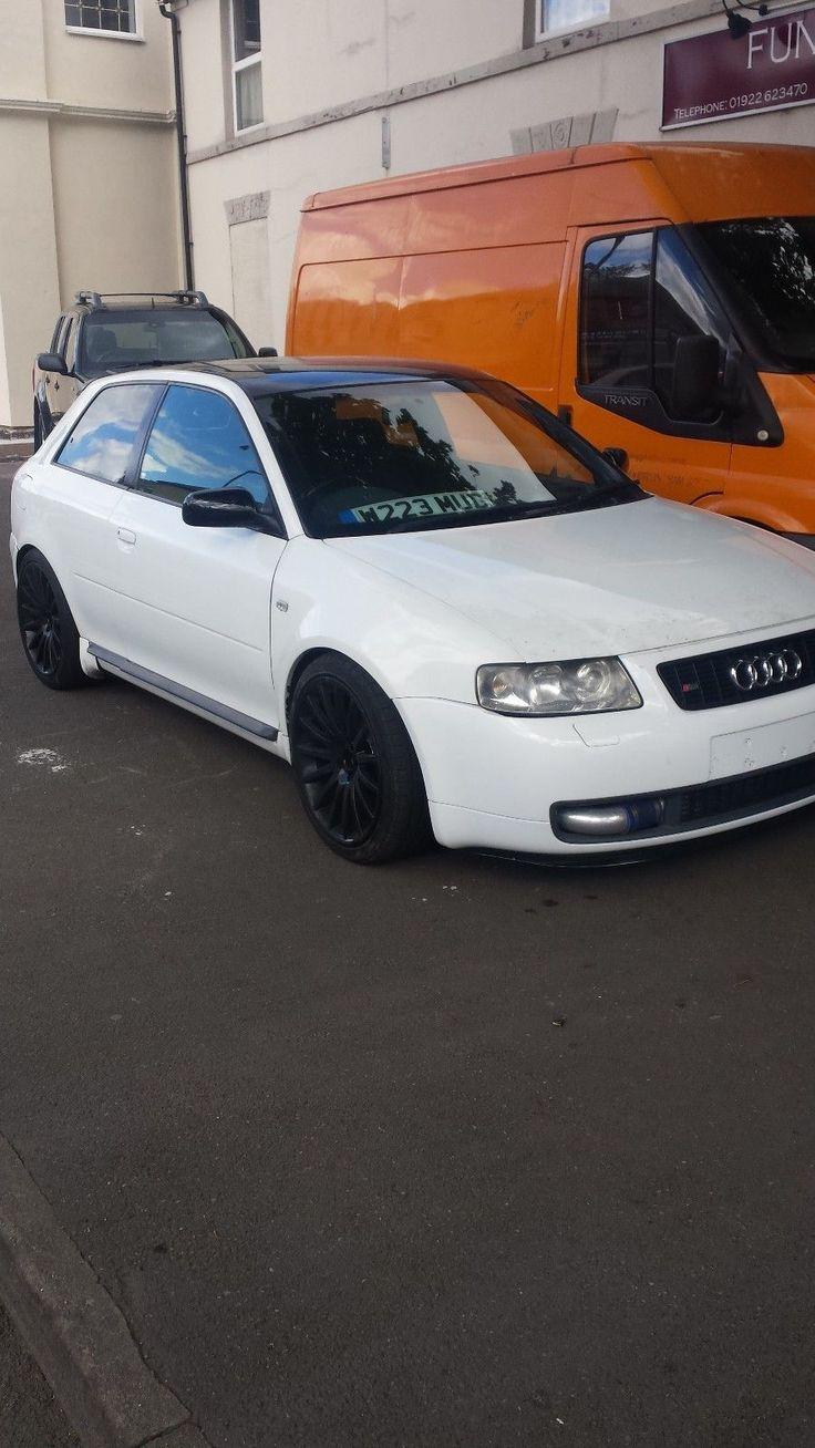 eBay: Audi A3 Quatro 1.8 Turbo Modified Project #carparts #carrepair