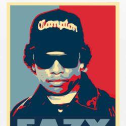 EAZY E NWA Compton T Shirt  www.damncooltees.com