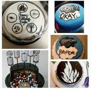¿Quien no quiere estas tartas?