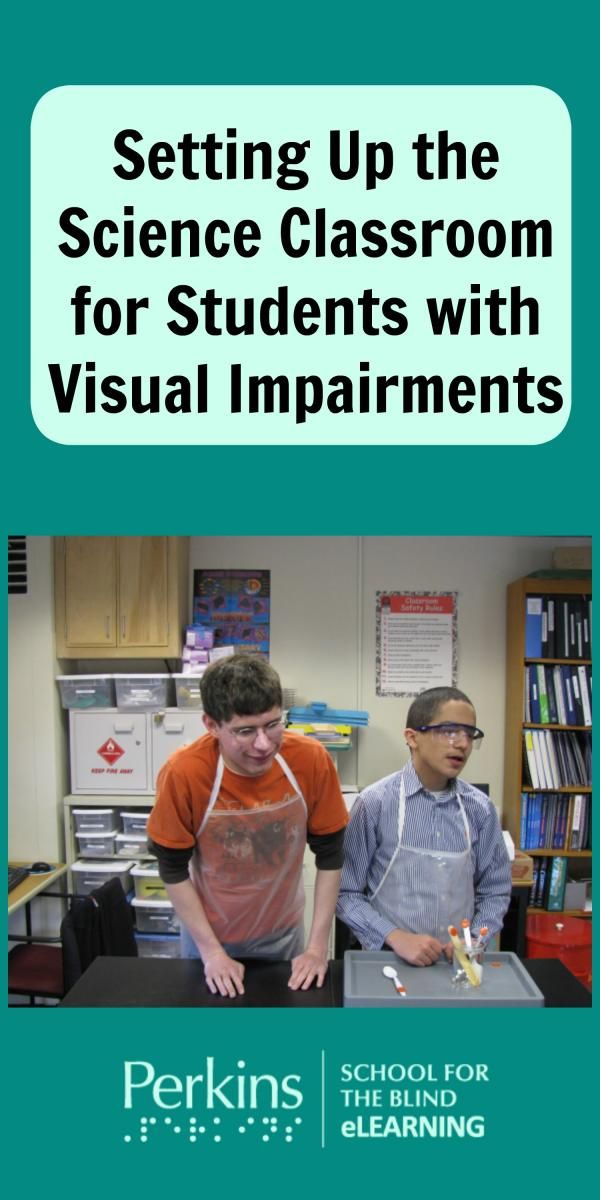 Classroom Design For Visually Impaired ~ Best back to school ideas for students with visual