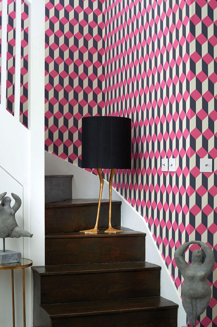 Wallpaper by Cole & Son | Delano 105/7033 - Geometric II