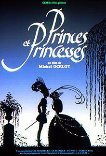 Princes and Princesses,Princes et princesses. 2000. France. Michel Ocelot
