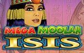 Mega Moola-Isis Progressive Slot Game