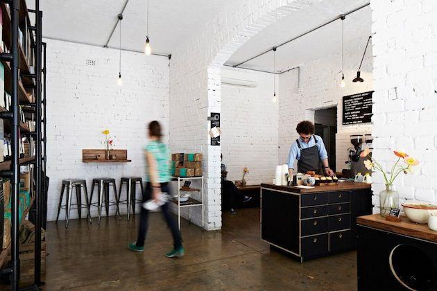 CREATIVE LIVING - where Scandinavian Interior Design meet International Trends: Resetips: Market Lane Coffee Shop