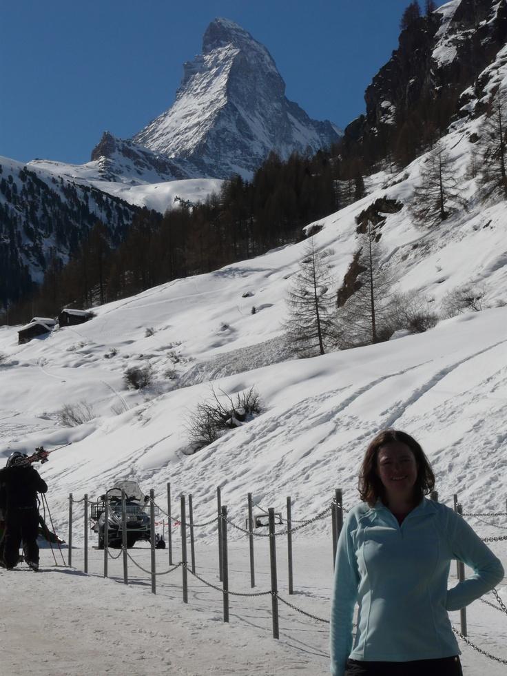 To Zermatt