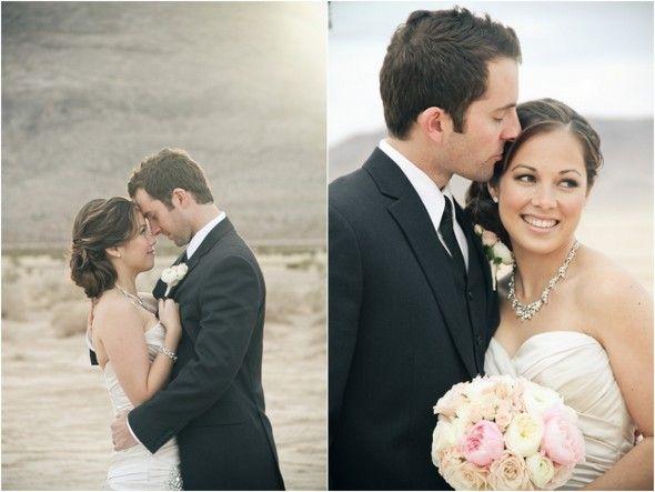 Las Vegas Desert Wedding Shoot