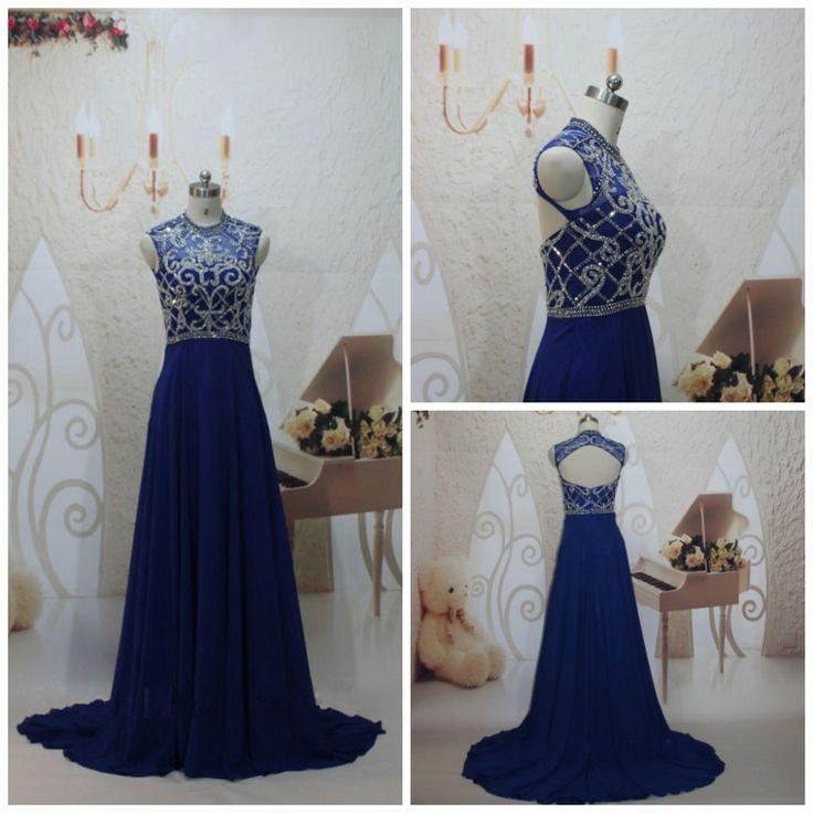 Реальные фото бисероплетение синие 2016 выпускного вечера vestidos formatura лонго вл с вечернее ну вечеринку платья