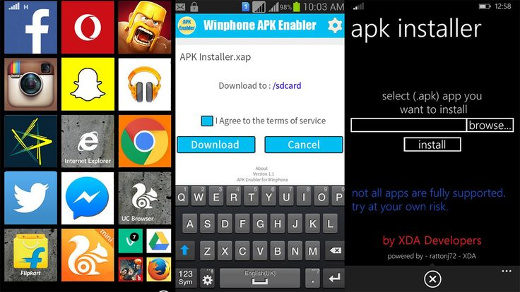 awesome Install Android Apps APK To Any WindowsPhone (Latest 2017 Trick) Check more at http://gadgetsnetworks.com/install-android-apps-apk-to-any-windowsphone-latest-2017-trick/
