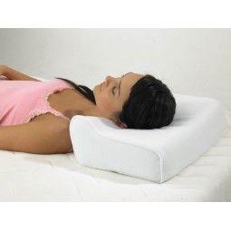 Almohada cervical 50x30 cm #almohada #confort #comodidad #sueño #pillow