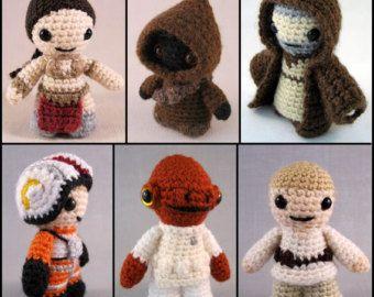 Crochet Pattern Small Amigurumi : 25+ best Mini amigurumi ideas on Pinterest