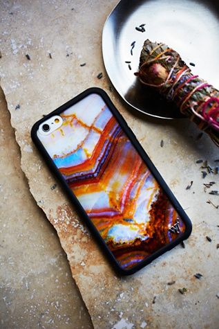 The must-have phone case of the season! Wildflower Stone Collection iPhone Case at Free People Clothing Boutique