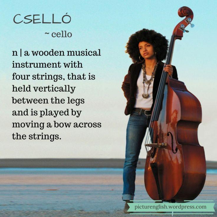 Cello / Cselló