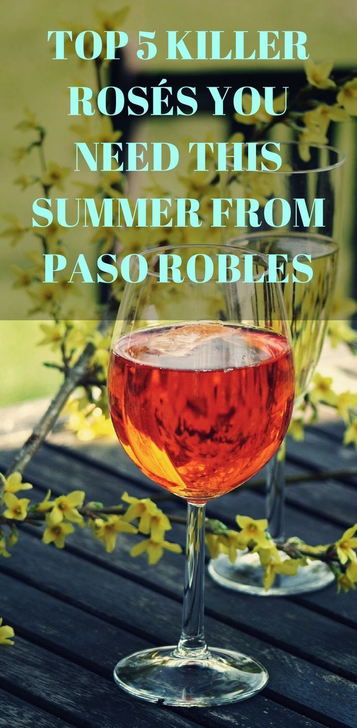 Summer Time Is Almost Upon Us Bringing With It Bbqs Pool Side Parties And Picnics Everyone Knows That Summertime Summer Wine Tasting Paso Robles Summer Wines