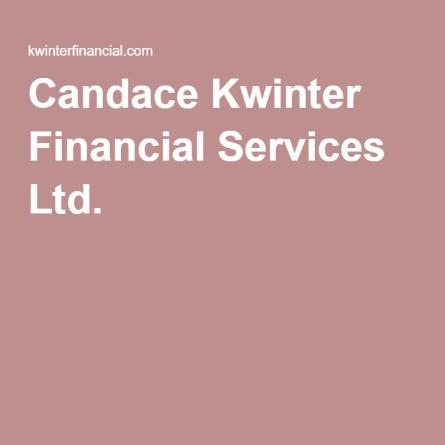 Candace Kwinter Financial Services Ltd.