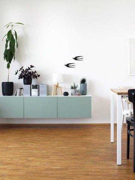 Das IKEA BESTA: 9 Stauraumideen Mit Dem Multitalent | SoLebIch.de Foto: Lare