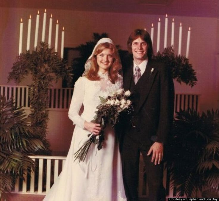 30th Wedding Anniversary Dress: Married Couples: Then And Now