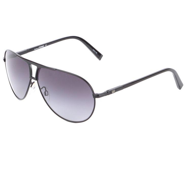 Gianfranco Ferre GF 923 02 Aviator Sunglasses – Black