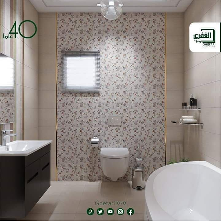 2019 بلاط للاستخدام داخل الحمامات والمطابخ للمزيد زورونا على موقع الشركة Https Www Ghefari Com Ar Grace Https Www Ghefari Com Ar Touch Home Bathtub Toilet