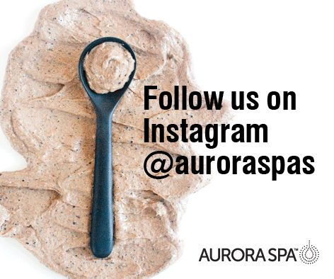 We decided that we want to share more beautiful and inspiring images so we've joined the wonderful world of Instagram! Follow us @auroraspas  #instagram #beauty #health #wellness