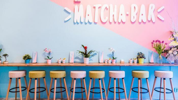 Matcha Bar de Pijp