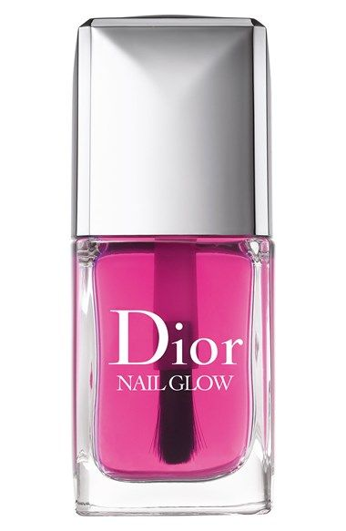 Free shipping and returns on Dior 'Nail Glow' Nail Enhancer at Nordstrom.com. With one universal shade, the unique nail lacquer enhances the color of your natural nails. When applied on bare nails, the pinks of the nails become pinker and the whites become whiter for a shining finish and healthy, glowing effect.